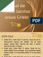 20131224 - Natal de Nosso Senhor Jesus Cristo - Missa Noite - Apresentação.pdf