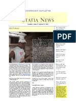Statia News No. 13