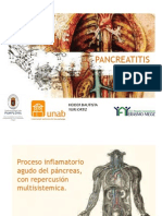 Pancreatitis Cx Gral