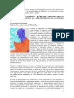 RIVERA CUSICANQUI Silvia - El potencial epistemológico y teórico de la historia oral