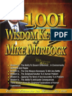 1001 Wisdom Keys of Mike Murdock