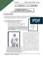 III BIM - HP - 5TO AÑO - Guia 2 - La Ideología Criolla Ameri