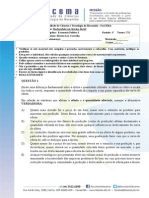 Modelo de Prova (2)Economia POLITICA I