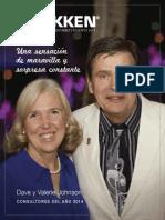 2014-1 Invierno Revista de la Familia de Nikken