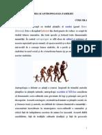 Istoria Si Antropologia Familiei