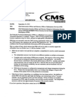 Draft CMS Obamacare Security Memo 9.24.2013