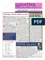 ASTROAMERICA NEWSLETTER DATED OCTOBER 22, 2013