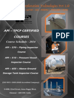 API Brochure 2014