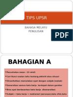 TIPS UPSR (BM)
