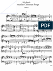 Bartok %281915%29 Sz57 Romanian Christmas Songs %28Book 1 and 2%29
