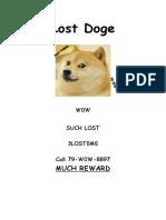 Doge Template