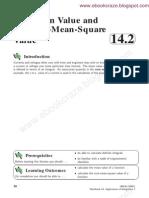 14 2 Meanvalue n Rms Functn