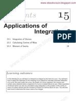 15 1 Integrtn of Vectors