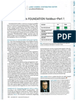 What's new with FOUNDATION fieldbus