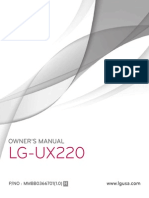 Ux220 Manuel Eng