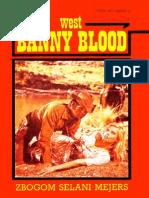 Banny Blood 002 - Zbogom Selani Mejers