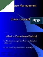4 Dbms Basics