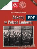 Zakony w Polsce Ludowej