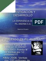 Exposición I&D - PIL