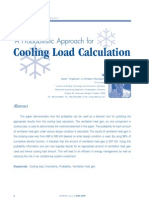 Journal_2004-2005_10_a Probabilistic Approach for Cooling Load Calculation