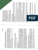 Types d'Audit de Formation, B. Lecointe