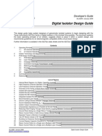 Digital Isolator Design Guide
