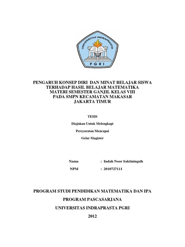 Soal Soal Uts Psikologi Perkembangan Unindra S2