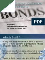 determinant of bond