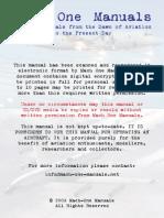 F-5_A-B Flight Manual