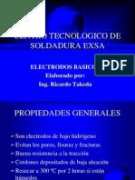 Electrodos Basicos i