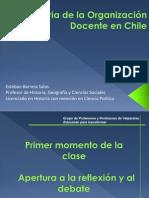 Historia-de-la-Organización-Docente-en-Chile