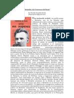 """Nietzsche y la Commune de Paris (1871)"" por Nicolás González Varela"