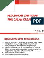 Pembinaan PMR Dlm Organisasi