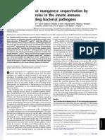 Calprotectin Molecular Basis