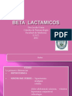 Beta Lactamicos