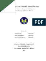 Kelompok 8 Pengauditan Dan Profesi Akuntan Publik