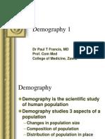 Demography 1
