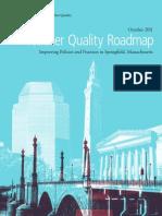 Teacher Quality Roadmap Massachusetts NCTQ Report