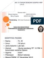 Laporan Kasus HNP