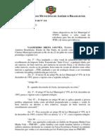 regulamento_tributario - ITIBI - AMÉRICO