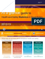 HSE Statistics At A Glance - UK
