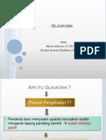 Presentasi Penyuluhan Glaukoma