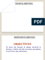 Defensive Drive. Course