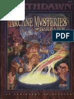 Arcane Mysteries of Barsaive [FAS6202]