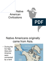 Ancient Native American Civilizations