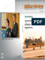 Military Review MarchApril 2013
