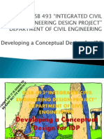 CESB 493 Development of Conceptual Design Nov 2013 PDF