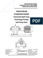 Thrustream-Installation Operation & Maintenance