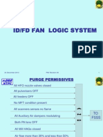 Induced &  Forced Draft Fan Logic System