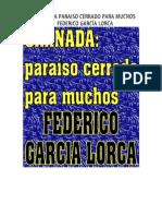 Garcia Lorca, Federico - Granada